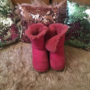 Pink Ugg Boots 💕